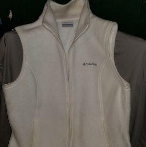 Columbia Fleece sleeveless vest